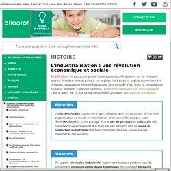 Bibliothèque virtuelle : L'industrialisation