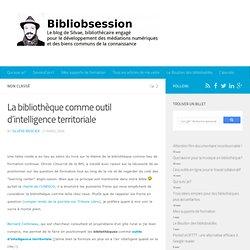 La bibliothèque comme outil d'intelligence territoriale
