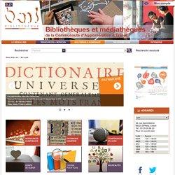 88- Bibliothèque multimédia intercommunale d'Épinal