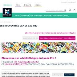 Bibliothèque Lycée Pro