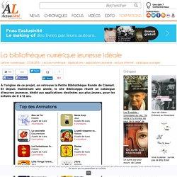 La bibliothèque numérique jeunesse idéale