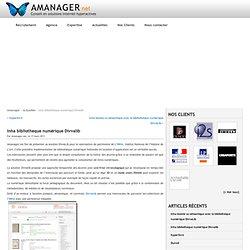 Inha bibliotheque numérique Divvalib | Amanager