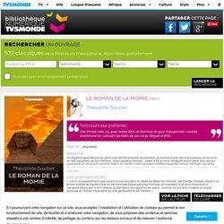 Le Roman de la momie - Bibliothèque NUMERIQUE TV5MONDE