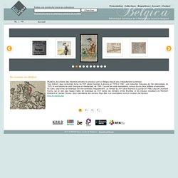 Belgica - Bibliothèque numérique de la Bibliothèque royale de Be