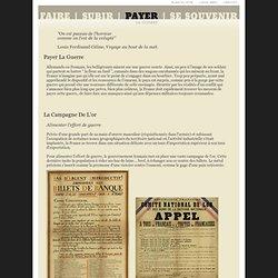 Bibliothèque numérique deRoubaix - Payer la Guerre