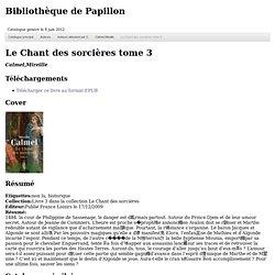 Mireille Calmel - Le chant des sorcières T.3