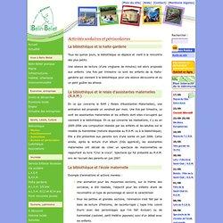 Mairie de Belin-Beliet (Gironde) : Bibliothèque: Scolaire et périscolaire -