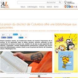 La prison du disctrict de Columbia offre une bibliothèque aux prisonniers