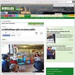 La bibliothèque gâte son jeune public - lavenir.net