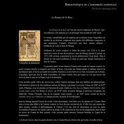 Assemblée nationale ~ Bibliothèque: ouvrages remarquables