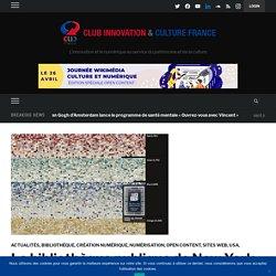La bibliothèque publique de New York met en ligne 180 000 images libres de droit et incite à leur réutilisation créative