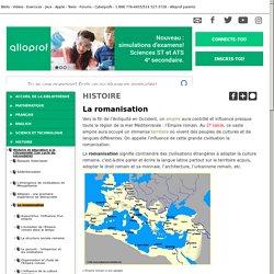 Bibliothèque virtuelle La romanisation