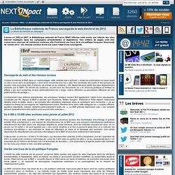 La Bibliothèque nationale de France sauvegarde le web électoral de 2012