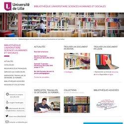 3/3 - 13h30/15h30 - BU Sciences humaines et sociales - Université de Lille