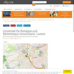 Bibliothèque universitaire Lorient