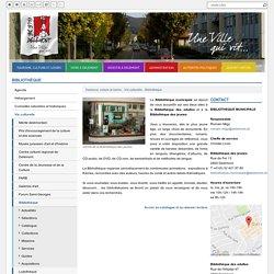 Bibliothèque - Ville de Delémont