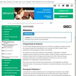 Bibliothèque virtuelle Histoire