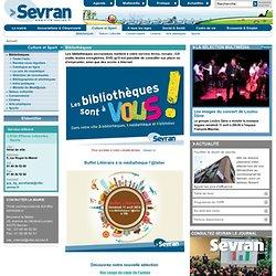 Bibliothèques de Sevran