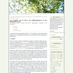 30 Tumblr sur le livre, les bibliothèques et les bibliothécaires