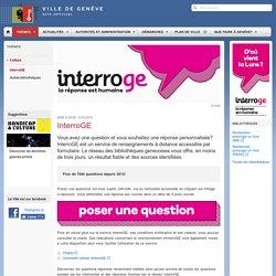 InterroGE-Bibliothèques-Offre culturelle-Culture