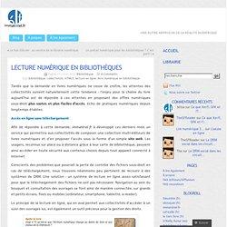 Lecture numérique en bibliothèques « immatériel.fr