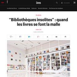 Bibliothèques les plus insolites...