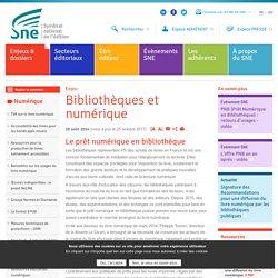 Bibliothèques et numérique