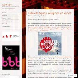 Bibliothèques, religions et laïcité