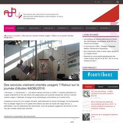 ADBU – Association des directeurs et des personnels de direction des bibliothèques universitaires