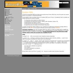 Biboobox - GrabberPERL