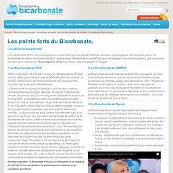 Bicarbonate de soude : Avantages et points forts du bicarbonate de sodium – Compagnie Bicarbonate