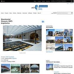 Bicentennial Museum / B4FS Arquitectos