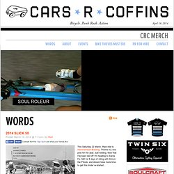 Cars R Coffins Welcome