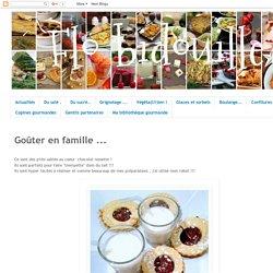 Flo bidouille en cuisine: Goûter en famille ...