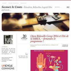 Open Bidouille Camp 2014 et Fête de la MRES, – demandez le programme !