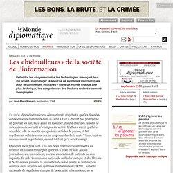 Les « bidouilleurs » de la société de l'information, par Jean-Ma