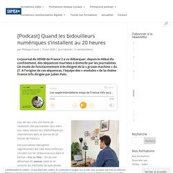 [Podcast] Quand les bidouilleurs numériques s'installent au 20 heures - Samsa.fr