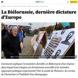 La Biélorussie, dernière dictature d'Europe - 24 février 2013
