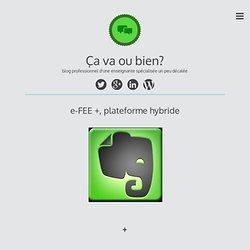 e-FEE +, plateforme hybride