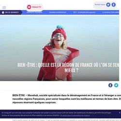 Bien-être : quelle est la région de France où l'on se sent le mieux ? - LCI