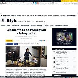 Les bienfaits de l'éducation à la baguette - M Magazine