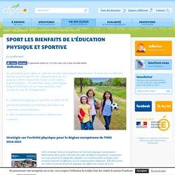 Sport les bienfaits de l'éducation physique et sportive