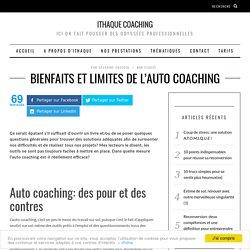 Bienfaits et limites de l'auto coaching