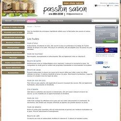 Bienfaits - Passion Savon