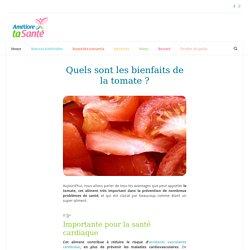 Quels sont les bienfaits de la tomate