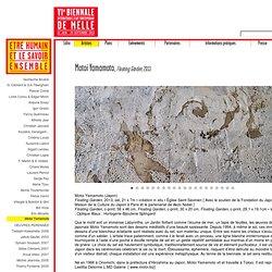 Biennale de Melle, Motoi Yamamoto