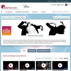 Biennale de la danse - Vidéos de danse