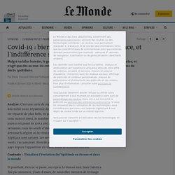 Covid-19 : bientôt 100000 morts en France, et l'indifférence s'installe