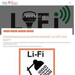 Un peu d'histoire sur la Li-Fi
