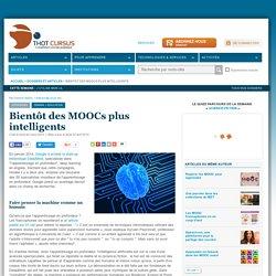 Bientôt des MOOCs plus intelligents